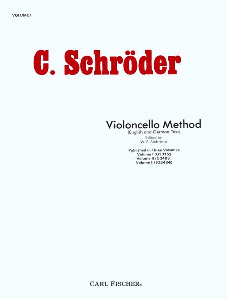 Practical Method for Violoncello, Vol. II