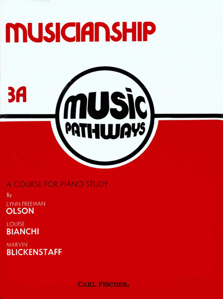Music Pathways - Musicianship 3A