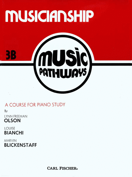 Music Pathways - Musicianship 3B