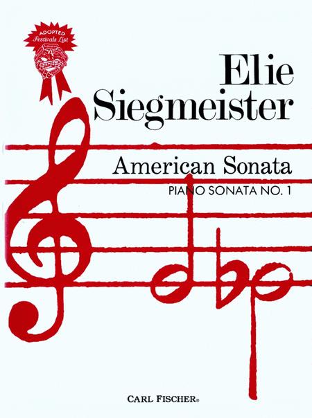 American Sonata (Piano Sonata No. 1)