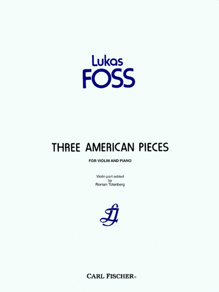Three American Pieces