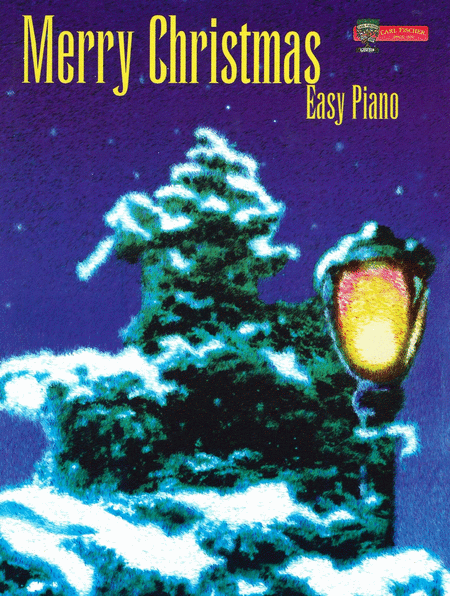 Merry Christmas Easy Piano