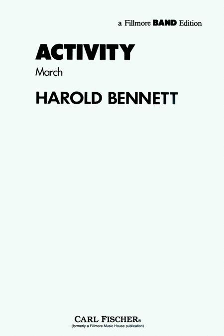 Activity March