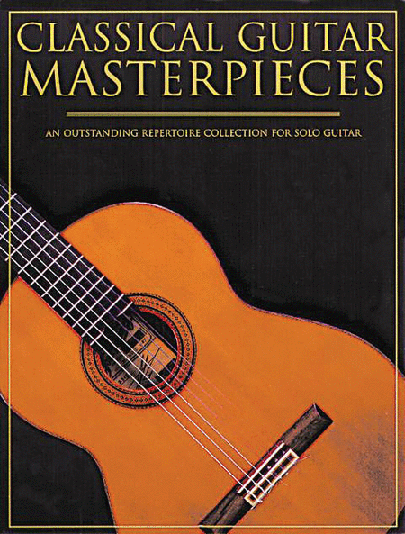 Classical Guitar Masterpieces