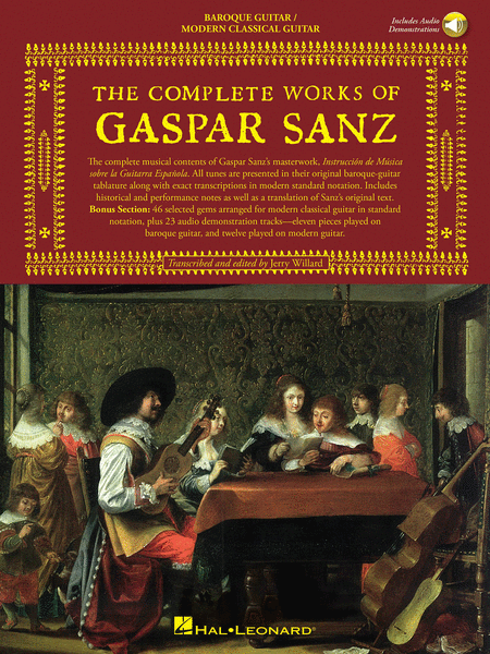 The Complete Works of Gaspar Sanz - Volumes 1 & 2