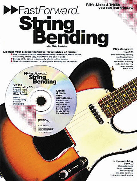 Fast Forward - String Bending
