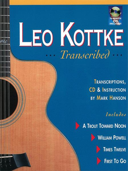 Leo Kottke Transcribed