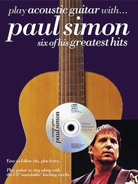 Play Acoustic Guitar With Paul Simon