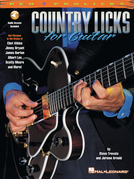 Country Licks for Guitar