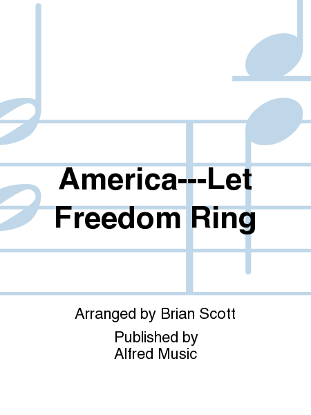 America---Let Freedom Ring