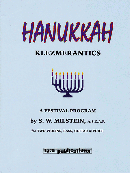 Hanukkah Klezmerantics