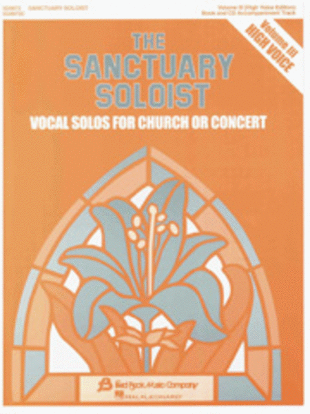 The Sanctuary Soloist - Volume III