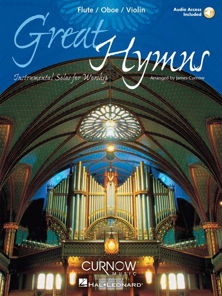 Great Hymns (Flute/Oboe/Violin)