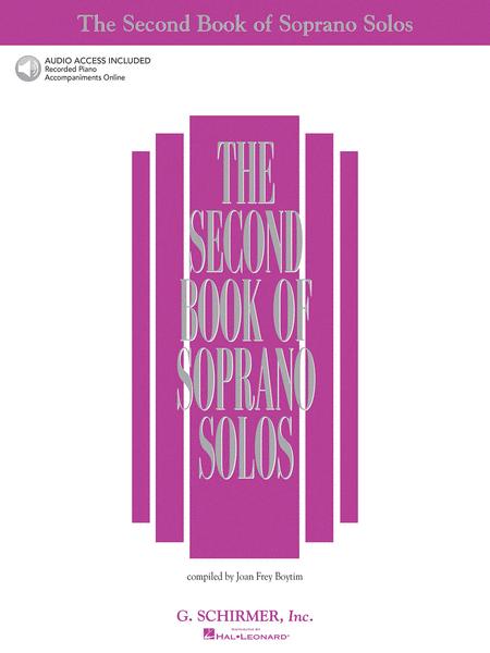 The Second Book of Soprano Solos