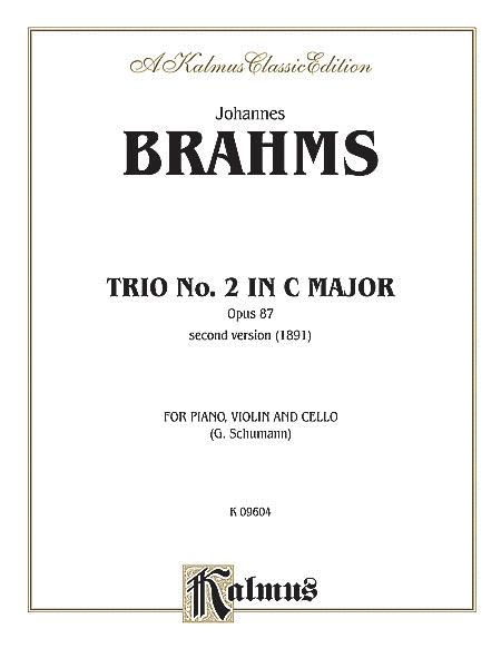 Trio in C Major, Op. 87
