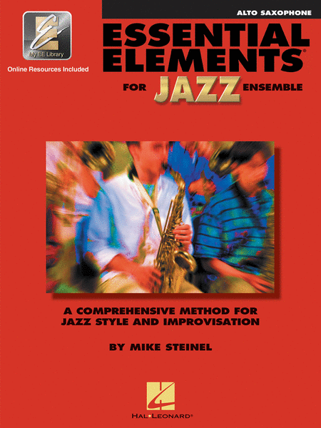 Essential Elements for Jazz Ensemble (E-flat Alto Saxophone)