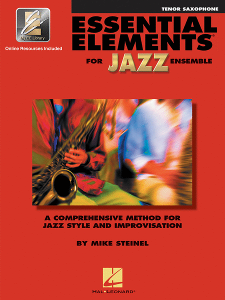 Essential Elements for Jazz Ensemble (B-flat Tenor Saxophone)