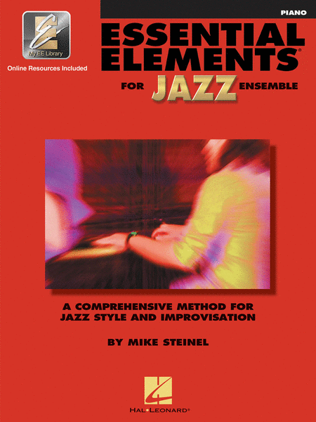Essential Elements for Jazz Ensemble (Piano)