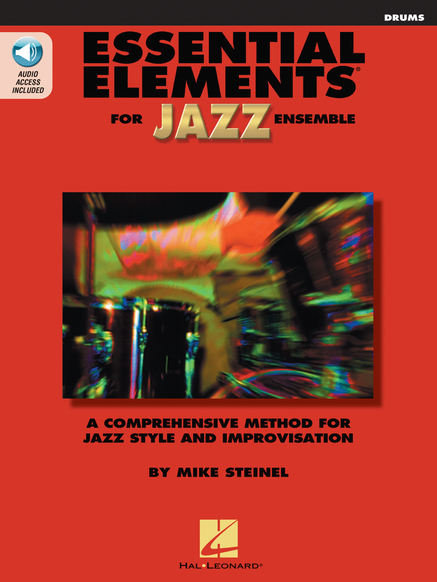 Essential Elements for Jazz Ensemble (Drums)