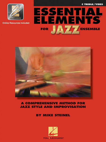 Essential Elements for Jazz Ensemble (C Treble/Vibes)