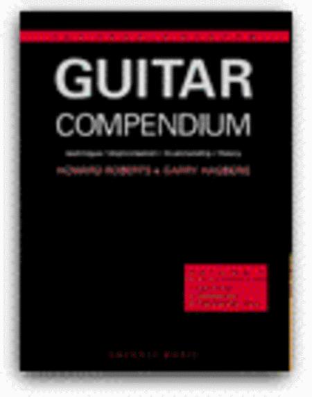 Guitar Compendium, Volume 1