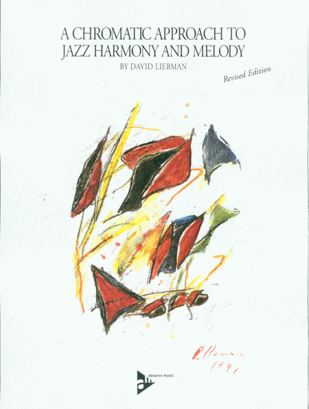 A Chromatic Approach to Jazz Harmony and Melody (Book Only)