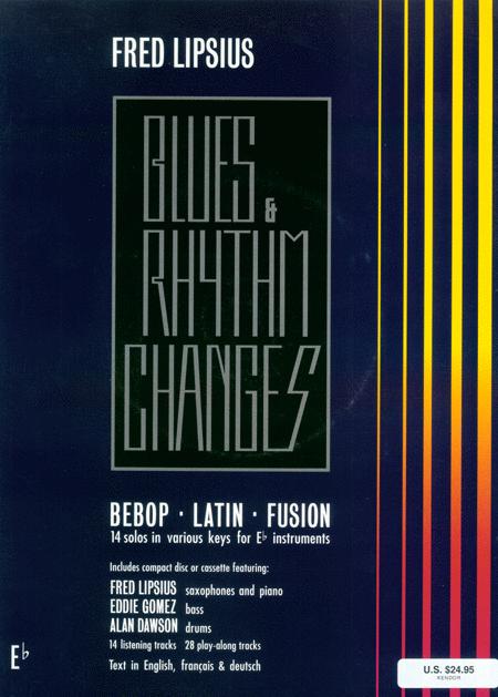 Blues & Rhythm Changes - E flat edition