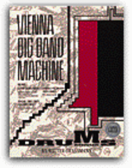 Vienna Big Band Machine Minus Drums (Book with CD)