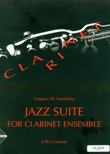 Jazz Suite for Clarinet Ensemble
