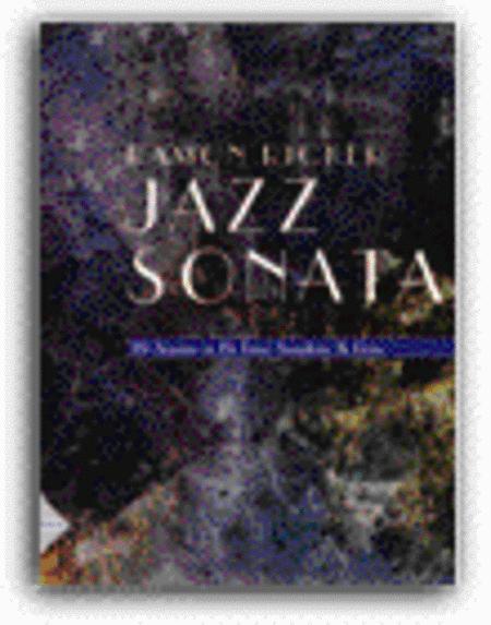 Jazz Sonata (Soprano Sax or Tenor Sax) (CD included)