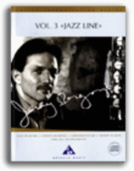 Jazz Line, Vol. 3 (book & CD)