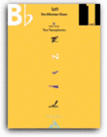 Ten Klezmer Duos, Volume 1