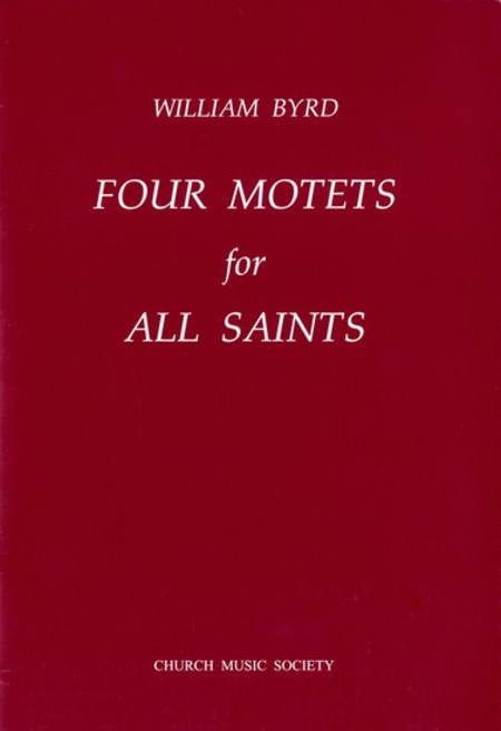 Four Motets for All Saints
