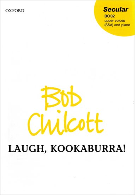 Laugh, kookaburra