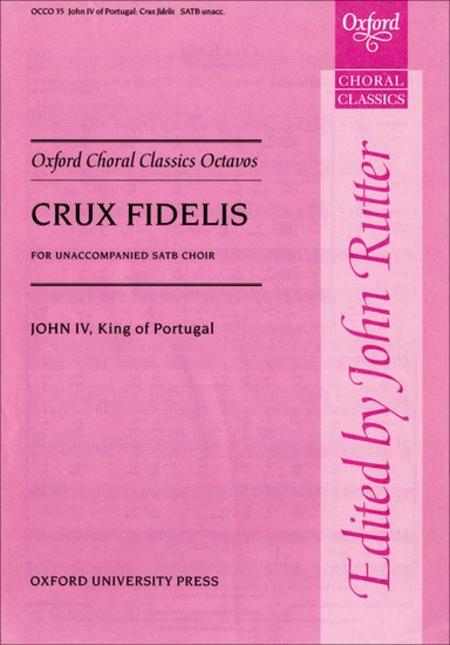 Crux fidelis