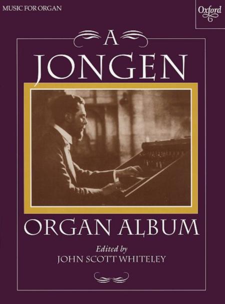 A Jongen Organ Album