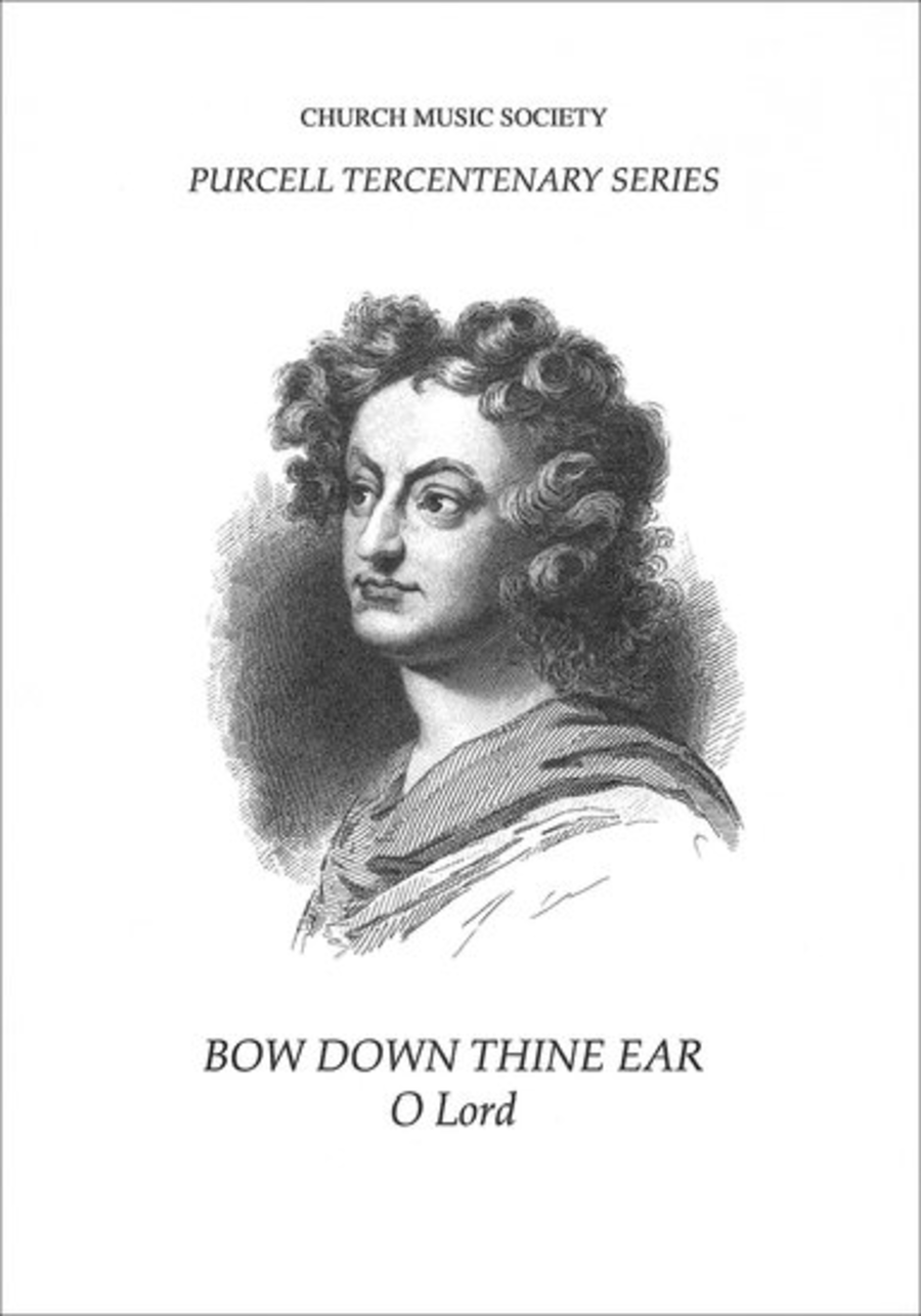Bow down thine ear, O Lord Z11