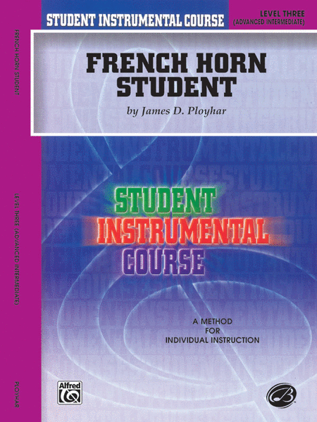 Student Instrumental Course French Horn Student