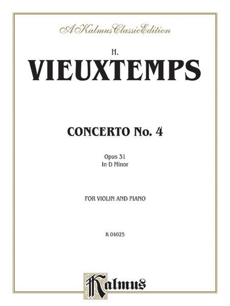 Violin Concerto No. 4, Op. 31