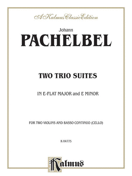 Two Trio Suites