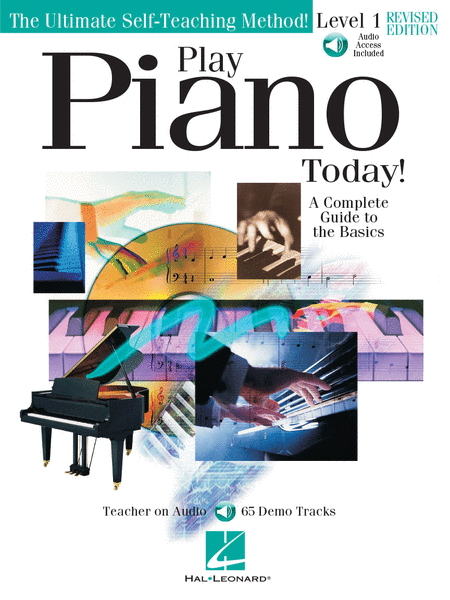 Play Piano Today! - Level 1
