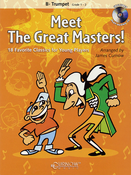 Meet the Great Masters!