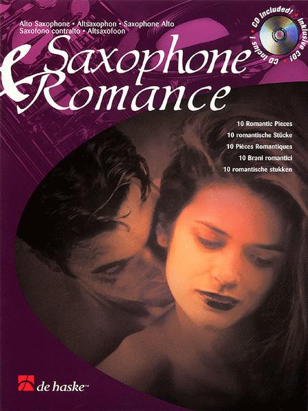 Saxophone & Romance (Alto Sax)