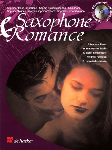Saxophone & Romance (Tenor Saxophone)