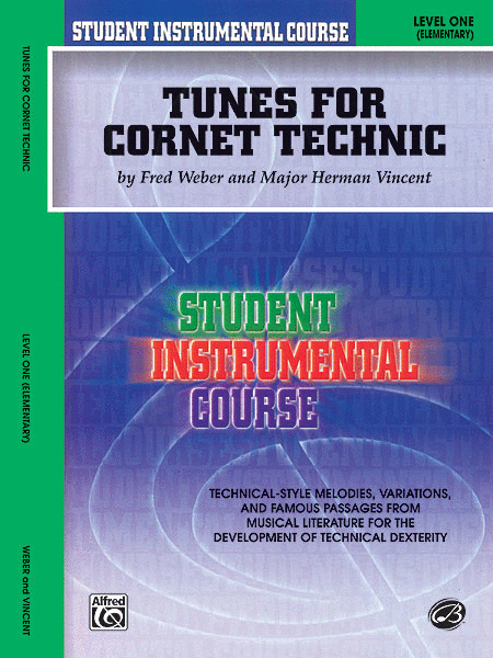 Student Instrumental Course Tunes for Cornet Technic