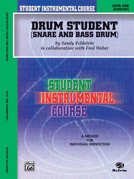 Student Instrumental Course Drum Student