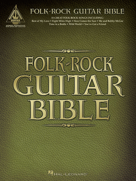Folk-Rock Guitar Bible