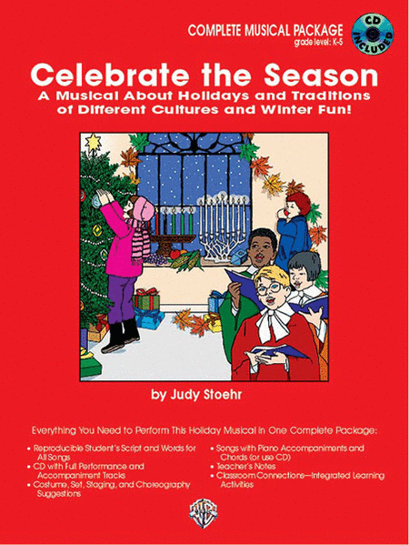 Celebrate the Season - CD Kit