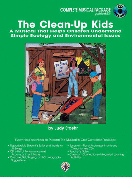 The Clean-Up Kids - CD Kit