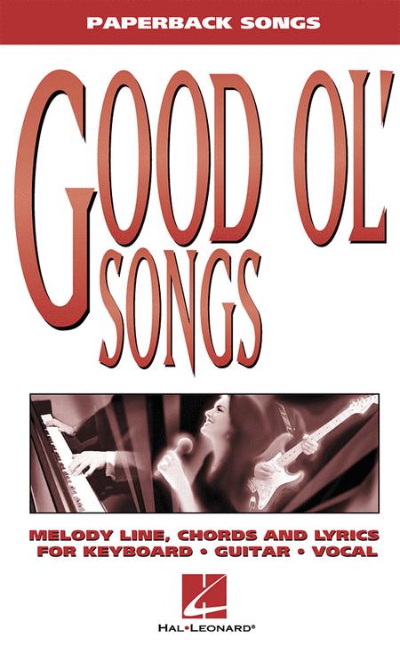 Good Ol' Songs